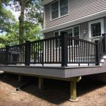 Black Composite Railing