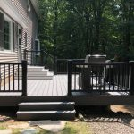 Island Oak Decking & Trim