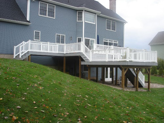 Patio Deck Installation Tolland CT